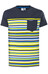 Icepeak Tatu Jr T-Shirt Boy dark blue